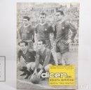 Coleccionismo deportivo: REVISTA / PUBLICACIÓN DE FÚTBOL - DICEN - 1957, Nº 226 - BASORA, KUBALA, MANCHON... F.C. BARCELONA. Lote 165353489