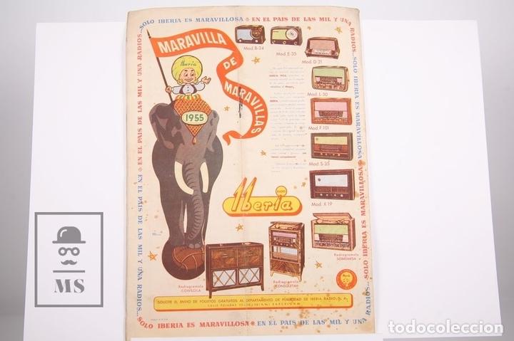 Coleccionismo deportivo: Boletín Club De Fútbol Barcelona - Nº 11 - Mayo de 1955 - Foto 3 - 165353778