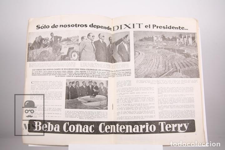 Coleccionismo deportivo: Boletín Club De Fútbol Barcelona - Nº 12 - Año 1955 - Foto 2 - 165353926