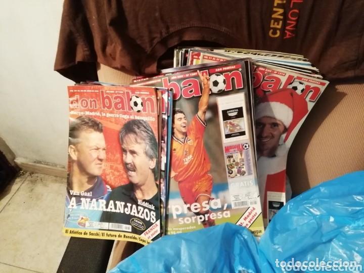 Coleccionismo deportivo: Colección don balon. Lote Revistas año 1998 - Foto 2 - 165407122