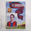 Coleccionismo deportivo: BOLETÍN CLUB DE FÚTBOL BARCELONA - Nº 39 - 21 DE MAYO DE 1955 - PORTADA LUIS SUÁREZ. Lote 165475406