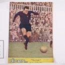 Coleccionismo deportivo: REVISTA / PUBLICACIÓN DE FÚTBOL - DICEN Nº 183 AÑO 1956 - MANDI F.C BARCELONA. Lote 165481606