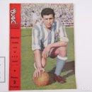 Coleccionismo deportivo: REVISTA / PUBLICACIÓN DE FÚTBOL - DICEN Nº 184 AÑO 1956 - BENAVIDEZ R.C.D. ESPAÑOL. Lote 165481922