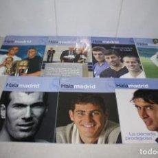 Coleccionismo deportivo: ANTIGUAS REVISTAS DEL REAL MADRID.. Lote 165823574