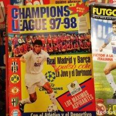 Coleccionismo deportivo: REVISTA ANTIGUA NÚMERO 1. CHAMPIONS 1997. Lote 165841686