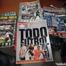 Coleccionismo deportivo: LOTE EXTRAS DON BALON - EXTRAS LIGAS Y TODOFÚTBOL 2000 AL 2005. Lote 166067630