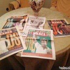 Coleccionismo deportivo: LOS 4 GRANDES CRACKS. SUPLEMENTOS DIARIO MARCA.. Lote 166067770