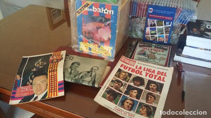 Coleccionismo deportivo: REVISTAS FUTBOL AÑOS 70-80 . ACTUALIDAD AZULGRANA - Foto 2 - 166099170