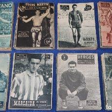 Coleccionismo deportivo: IDOLOS DEL DEPORTE - 120 NÚMEROS ¡COLECCIÓN COMPLETA!. Lote 166716058