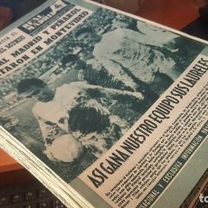 Coleccionismo deportivo: REVISTA REAL MADRID N° 122 DE 1960. Lote 167598472