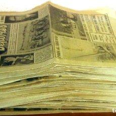 Coleccionismo deportivo: DEPORTES DIARIO- VALENCIA-CASTELLÓN HÉRCULES, LOTE DE 85 + 17 SUPLEMENTOS BUEN ESTADO. Lote 168603284
