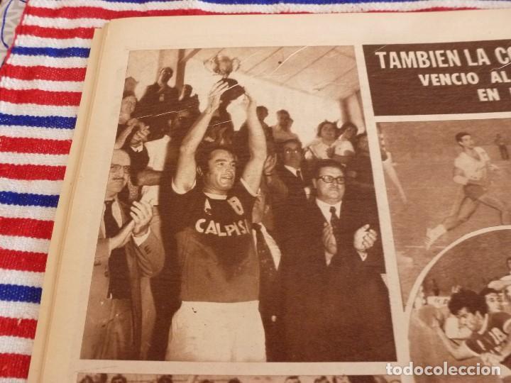 Coleccionismo deportivo: DICEN(23-6-75)AGUSTIN MONTAL VERANEA,CALPISA 16 GRANOLLERS 13 CAMPEONES COPA,MARTI FILOSIA - Foto 6 - 168629612