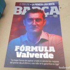 Coleccionismo deportivo: REVISTA FC BARCELONA BARÇA N. Lote 168965860