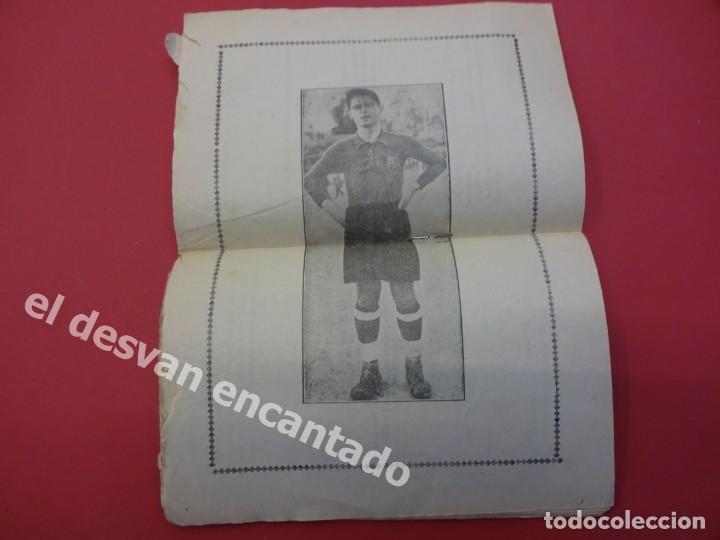 Coleccionismo deportivo: LOS ASES DEPORTIVOS. PIERA. FC BARCELONA. 32 páginas. 15 x 11 ctms. - Foto 2 - 169287584