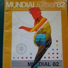 Coleccionismo deportivo: REVISTA COPA DEL MUNDO MUNDIAL FÚTBOL ESPAÑA 82 1982 COMITÉ ORGANIZADOR Nº 2. 56 PAG 220 GR. Lote 169798436