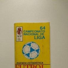 Coleccionismo deportivo: AGENDA Y CALENDARIO LIGA 94-95. Lote 169888480