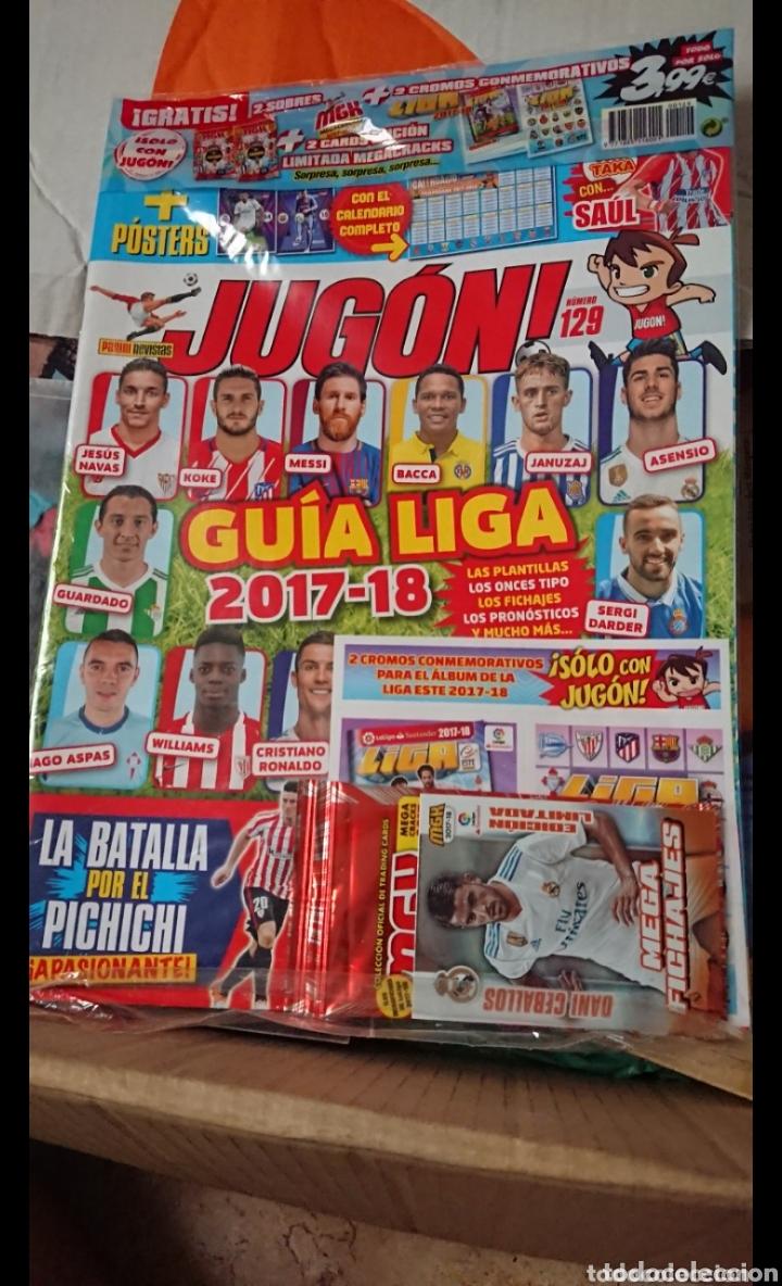 LOTE 23 REVISTAS PRECINTADAS DE FUTBOL JUGON LEER DESCRIPCIÓN GUIA,AGENDA,ADRENALYN,ETC (Coleccionismo Deportivo - Revistas y Periódicos - otros Fútbol)