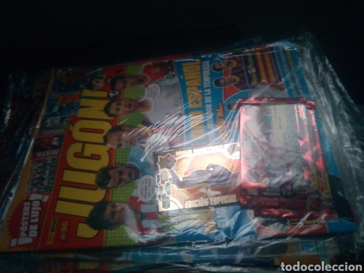 Coleccionismo deportivo: LOTE 23 REVISTAS PRECINTADAS DE FUTBOL JUGON LEER DESCRIPCIÓN GUIA,AGENDA,ADRENALYN,ETC - Foto 8 - 170223050