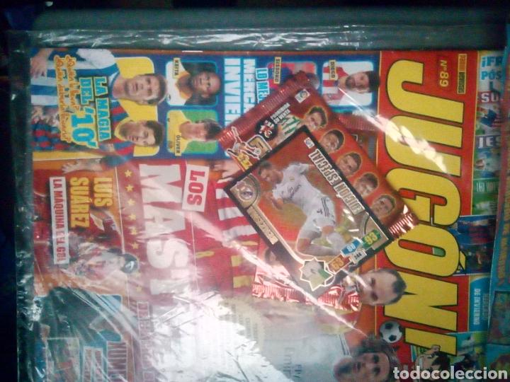 Coleccionismo deportivo: LOTE 23 REVISTAS PRECINTADAS DE FUTBOL JUGON LEER DESCRIPCIÓN GUIA,AGENDA,ADRENALYN,ETC - Foto 10 - 170223050