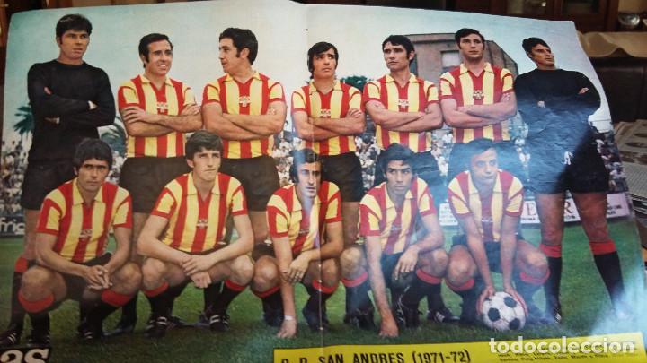 Coleccionismo deportivo: COLECCION AS COLOR ANTIGUA ; COMPLETA CON 557 NUMEROS 1971-1981 - CON POSTERS - Foto 4 - 171020059