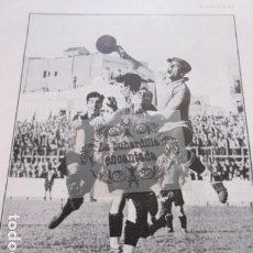 Coleccionismo deportivo: FOTO RECORTE 1929 - BARCELONA CAMPEONATO CATALUÑA JUPITER VENCE AL ESPAÑOL . Lote 171234625