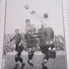 Coleccionismo deportivo: FOTO RECORTE 1929 - SAN MAMES BILBAO ATHLETIC CONTRA SESTAO. Lote 171235120