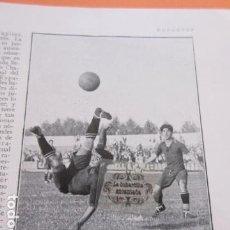 Coleccionismo deportivo: FOTO RECORTE 1929 - SEVILLA F.C. CAMPANAL RECREATIVO ONUBENSE HUELVA . Lote 171235943