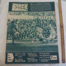 Coleccionismo deportivo: REVISTA BARÇA NÚMERO Nº 478, 1965. . Lote 171425094