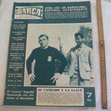 Coleccionismo deportivo: REVISTA BARÇA NÚMERO Nº 443, 1964. ELIMINATORIA COPA CÓRDOBA 1 BARÇA 2 Y BARÇA 4 CÓRDOBA 2. Lote 171425370