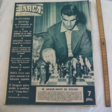 Coleccionismo deportivo: REVISTA BARÇA NÚMERO Nº 445, 1964. BARCELONA ESPAÑOL. Lote 171425492