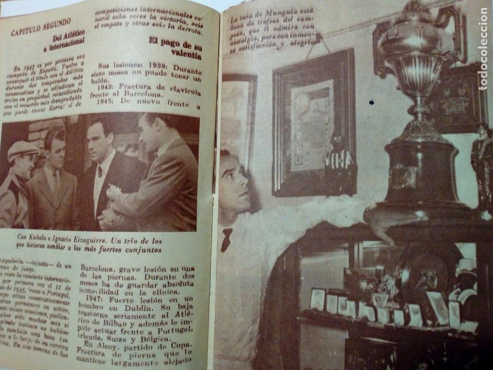 Coleccionismo deportivo: Revista IDOLOS DEL DEPORTE nº 19: ZARRA (14-8-58) - Athletic Club Bilbao - - Foto 3 - 171622778