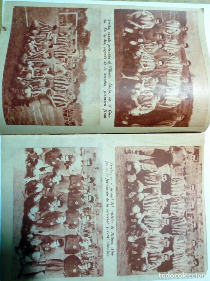 Coleccionismo deportivo: Revista IDOLOS DEL DEPORTE nº 41: MAGUREGUI (16-1-59) - Athletic Club Bilbao - - Foto 2 - 171623560