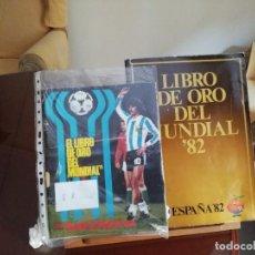 Coleccionismo deportivo: MUNDIALES DE FUTBOL . EXTRA MUNDIAL 1978 Y 1982. Lote 171935238