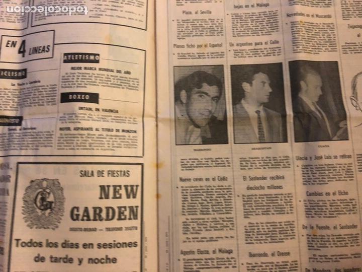 Coleccionismo deportivo: ESTADIO N° 96 (JUNIO 1971). SEMANARIO DE DEPORTES Y ESPECTÁCULOS. ATHLETIC CLUB A LA FINAL JUVENILES - Foto 4 - 172088812