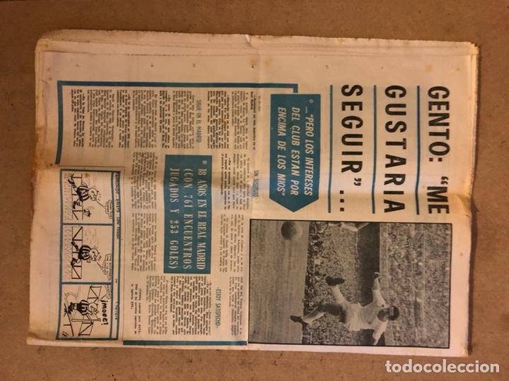 Coleccionismo deportivo: ESTADIO N° 96 (JUNIO 1971). SEMANARIO DE DEPORTES Y ESPECTÁCULOS. ATHLETIC CLUB A LA FINAL JUVENILES - Foto 8 - 172088812