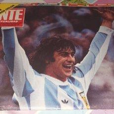 Coleccionismo deportivo: REVISTA GENTE ARGENTINA CAMPEON DEL MUNDIAL 1978. Lote 172263534