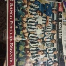 Coleccionismo deportivo: C,D, CASTELLÓN. Lote 172914432