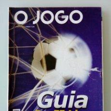 Collectionnisme sportif: REVISTAS DE LA LIGA DE PORTUGAL. Lote 172951067