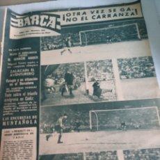 Coleccionismo deportivo: BARSA. Lote 174427843
