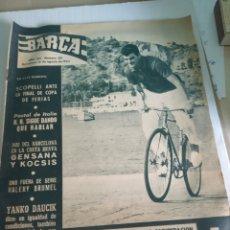 Coleccionismo deportivo: BARSA. Lote 174427948