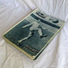 Coleccionismo deportivo: 34 REVISTAS DEL REAL MADRID AÑOS 50-60 2ª ÉPOCA. Lote 174525510