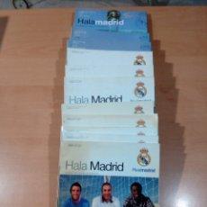 Coleccionismo deportivo: LOTE 23 REVISTAS HALA MADRID AÑOS 2000 -VER FOTOS. Lote 174978810