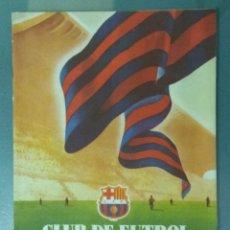 Coleccionismo deportivo: CLUB DE FUTBOL BARCELONA - REVISTA Nº 9 DE MARZO DE 1955.. Lote 175064778