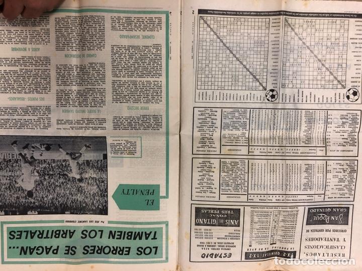 Coleccionismo deportivo: ESTADIO N° 66 (30/11/1970). SEVILLA FC 3-2 ATHLETIC CLUB, PARTIDOS de1ª, 2ª y 3ª DIVISIÓN,REAL GIJÓN - Foto 2 - 175499684