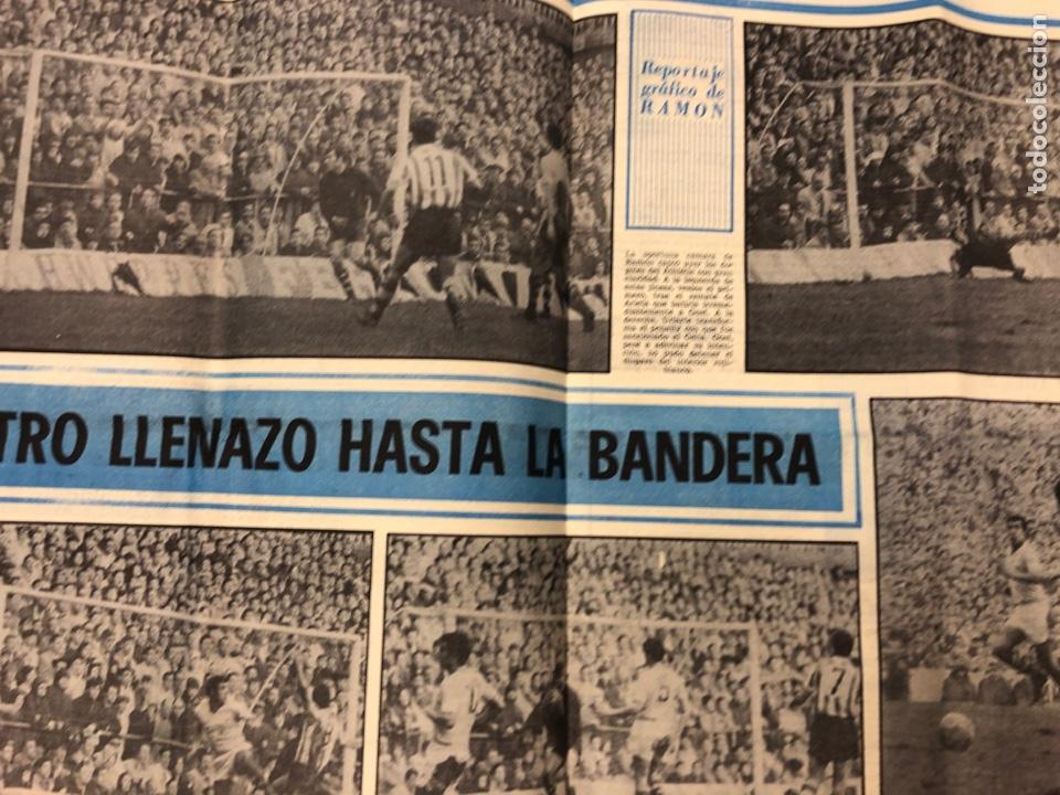 Coleccionismo deportivo: ESTADIO N° 75 (1/2/1971). ATHLETIC CLUB 2-0 CELTA VIGO. PARTIDOS LIGA 1ª, 2ª, 3ª, LEZAMA, GUISASOLA - Foto 6 - 175505495