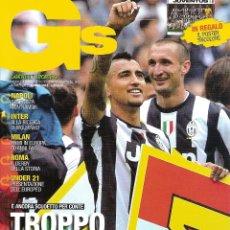 Coleccionismo deportivo: GUERIN SPORTIVO ITALIA ESPECIAL JUVENTUS CAMPEON 2012/13 12/13. Lote 175715498