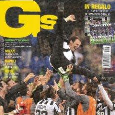 Coleccionismo deportivo: GUERIN SPORTIVO ITALIA ESPECIAL JUVENTUS CAMPEON 2014/15 14/15. Lote 196073536
