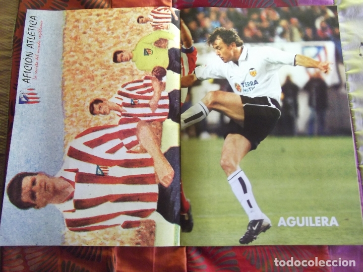 Coleccionismo deportivo: AFICION ATLETICA-V60-Nº8-2002-36 PAGINAS-POSTERS-AGUILERA-OVEJERO-SERGI - Foto 6 - 175795378