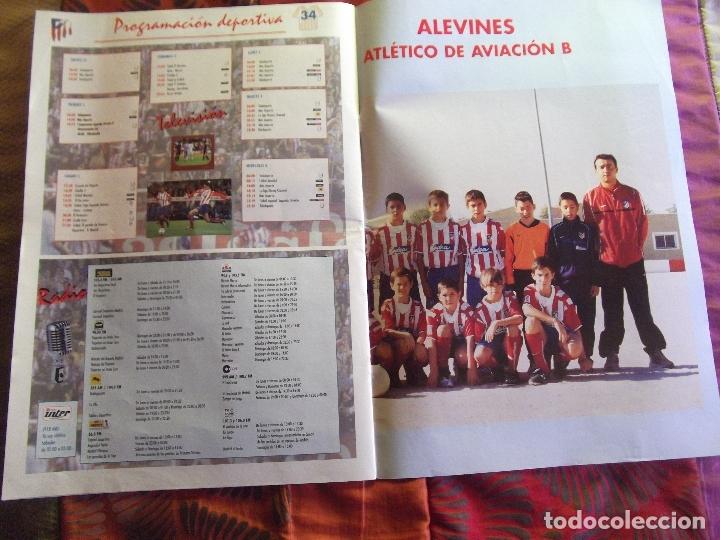 Coleccionismo deportivo: AFICION ATLETICA-V60-Nº8-2002-36 PAGINAS-POSTERS-AGUILERA-OVEJERO-SERGI - Foto 7 - 175795378