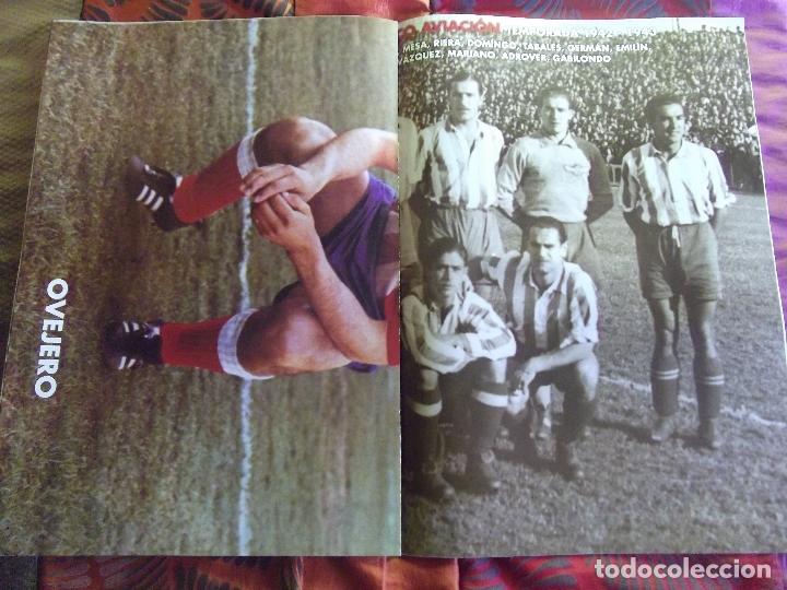Coleccionismo deportivo: AFICION ATLETICA-V60-Nº8-2002-36 PAGINAS-POSTERS-AGUILERA-OVEJERO-SERGI - Foto 8 - 175795378